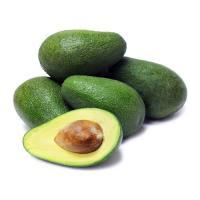Picture of Large Fresh Fuerte Avocado, 4kg, 16 Pieces - Carton