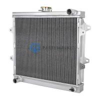 Picture of Toyota Fortuner 2.7 1st Generation Radiator