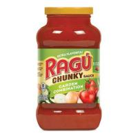 Picture of Ragu Garden Combination Sauce, 680g, Pack of 12