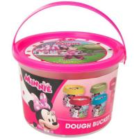 Picture of Minnie Deluxe Dough Bucket, Multicolor, 11 Pieces, Pack of 24