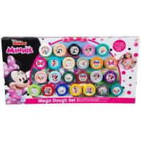 Picture of Minnie Mega Dough Set, Multicolor, 38 Pieces, Pack of 16