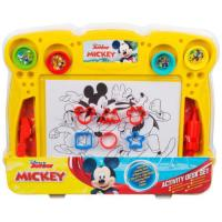 Picture of Mickey Roadster Dough Activity Desk Set, Multicolor, 13 Pieces, Pack of 6