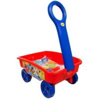 Picture of Mickey Roadster Dough Pull Along Caddy, Multicolor, 40 Pieces, Pack of 4