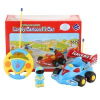Picture of 2CH Cartoon F1 Racing Car, Multicolor, Pack of 24