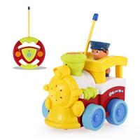 Picture of 2CH Cartoon Train Racing Car, Multicolor, Pack of 36