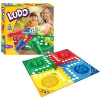 Picture of Funville Game Time Ludo Game for Kid's, Multicolor, Pack of 12