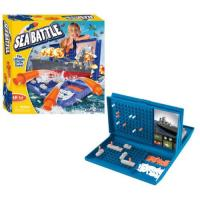 Picture of Funville Game Time Sea Battle Game for Kid's, Blue, Pack of 12