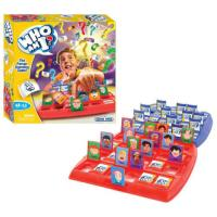 Picture of Funville Game Time Who Am I Game for Kid's, Multicolor, Pack of 12