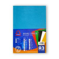 Picture of Libra Embossed Leather Board A3, Blue, Carton of 5 Packs