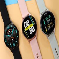 Picture of JD Waterproof Smart Watch, K21, Black, Pack of 50