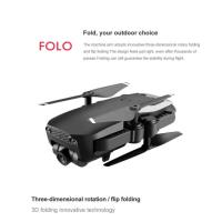 Picture of Yuxiang Remote Control Folding Drone, Q1, Black & Grey, Pack of 48
