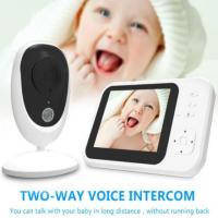 Picture of JD Digital Video Baby Monitor 2.4GHz 300,000 Pixels, XF-810, Pack of 20