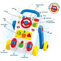 Picture of Fivestar Toys Baby Learner Walker With Music, FS-33875W, Pack of 6
