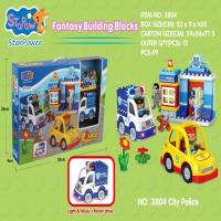 Picture of Fivestar Toys Fantasy Building Blocks, 3AAA3804, 49 Pieces, Pack of 12