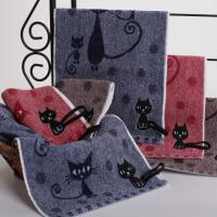 Picture of JD Cat Design Towel, Multicolor, Pack of 200
