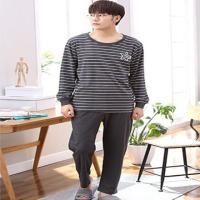 Picture of JD Men's Stripe Design Pajama Set, VD20115, Medium, Pack of 20