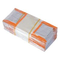 Picture of Braided Flat Elastic Sewing Band, White - Pack Of 100