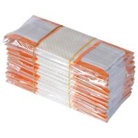 Picture of Braided Flat Elastic Sewing Band, White - Pack Of 56