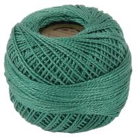 Picture of Crochet 95Y Cotton Yarn Thread Balls, Blue Green - Pack Of 100