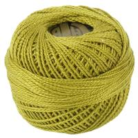 Picture of Crochet 95Y Cotton Yarn Thread Balls, Pine Green - Pack Of 100