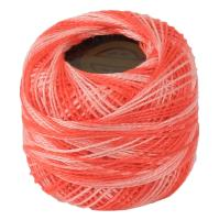 Picture of Crochet 95Y Cotton Yarn Thread Balls, Light Pink - Pack Of 100