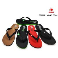 Picture of Colorful Printed Flip Flop For Men, BT-2022, Assorted, Carton of 60 Pcs