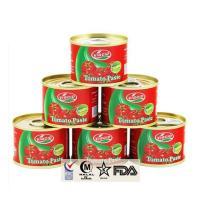 Picture of VIGCID Easy Open Tomato Paste Tin, 70g - Carton of 100