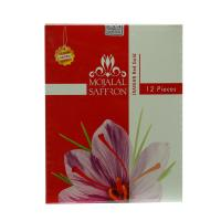 Picture of Mojalal 12 Pieces Red Gold Iranian Saffron - 1g - Carton Of 18