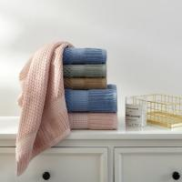 Picture of JD Solid Dyed Towel, Blue