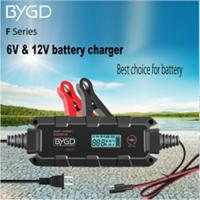 Picture of JD JoooDeee BYGD Car Battery Charger - Black, F6000