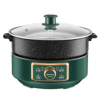 Picture of JD Electric Hot Pot, Green and Black