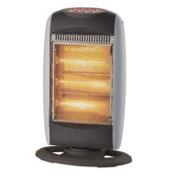 Picture of JD Electric Halogen Heater - Grey and Black, NSB-120Y2S