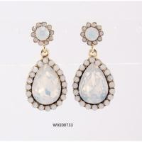 Picture of JD Fashionable Earings - WXE00733, White & Gold