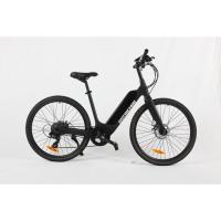 Picture of JD Outdoor Ostrichoo Carbon Frame Electric City Bike - EBC07