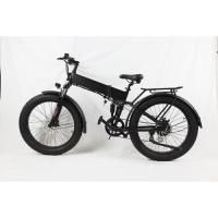 Picture of JD Outdoors Ostrichoo Fat Tire Electric Bike - EBW05