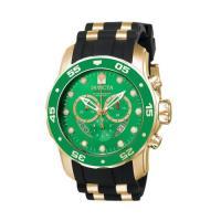 Picture of Invicta Men's 6984 Pro Diver Quartz Chronograph Green Dial Watch