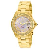 Picture of Invicta Women's 22875 Angel Quartz 3 Hand White Dial Watch