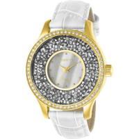 Picture of Invicta Women's 24589 Angel Quartz 3 Hand White Dial Watch