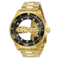 Picture of Invicta Men's 24694 Pro Diver Mechanical Multifunction Black Dial Watch