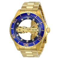 Picture of Invicta Men's 24695 Pro Diver Mechanical Multifunction Blue Dial Watch
