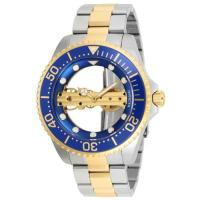 Picture of Invicta Men's 26243 Pro Diver Mechanical 2 Hand Blue Dial Watch