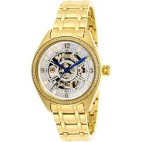 Picture of Invicta Women's 26357 Objet D Art Automatic 3 Hand White Dial Watch