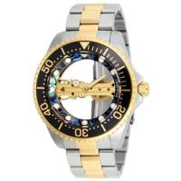Picture of Invicta Men's 26409 Pro Diver Mechanical 2 Hand Blue, Green Dial Watch