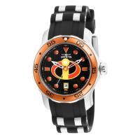 Picture of Invicta Women's 26855 Disney Quartz 3 Hand Black Dial Watch