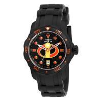 Picture of Invicta Women's 26856 Disney Quartz 3 Hand Black Dial Watch