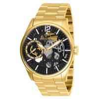 Picture of Invicta Men's Vintage 27566 Mechanical 3 Hand Black Dial Watch