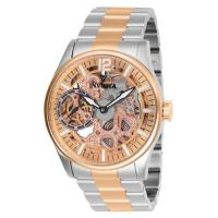 Picture of Invicta Men's 27569 Vintage Mechanical 3 Hand Rose Gold Dial Watch