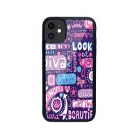 Picture of Macmerise Diva Diaries - Glass Case for iPhone 11