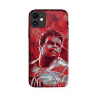 Picture of Macmerise Charcoal Art Hulk - Sleek Case for iPhone 11