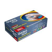 Picture of Sanita Serv-U Vinyl Non-Powdered Disposable Gloves, Small - Carton Of 10 Boxes